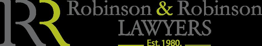 Robinson & Robinson Lawyers